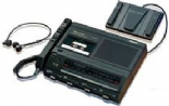 Sanyo TRC-7600 Mini Cassette Dictation & Transcription Kit New